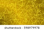 abstract background of small... | Shutterstock . vector #598979978