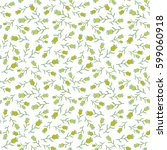 the elegant the template for... | Shutterstock . vector #599060918