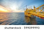 Offshore Oil And Gas Rig...