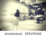 picture blurred  for background ... | Shutterstock . vector #599199260