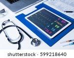 vital sign monitor in tablet pc