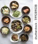 Small photo of Korean traditional food
