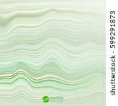 abstract soft focus green color ... | Shutterstock .eps vector #599291873