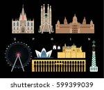 spain famous landmarks...