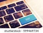 erp  enterprise resource... | Shutterstock . vector #599469734