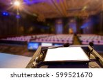 conference room meeting... | Shutterstock . vector #599521670
