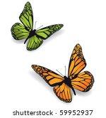 butterfly | Shutterstock .eps vector #59952937
