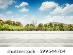 the beautiful park | Shutterstock . vector #599544704