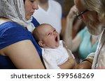 belarus  the city of gomel  the ... | Shutterstock . vector #599568269