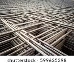 steel bar for building...   Shutterstock . vector #599635298