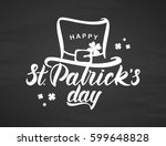 vector illustration  hand drawn ... | Shutterstock .eps vector #599648828