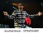 Small photo of BOSTON-DEC 14: Rapper Lil Jon attends KISS 108's Jingle Ball 2014 at TD Garden on December 14, 2014 in Boston.