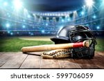 sport time  | Shutterstock . vector #599706059