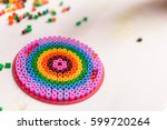 pyssla box | Shutterstock . vector #599720264
