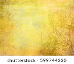 beautiful texture of paper.... | Shutterstock . vector #599744330