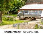 luang prabang  laos   sep 25 ... | Shutterstock . vector #599843786