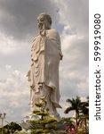 my tho  vietnam   oct 5  2014 ... | Shutterstock . vector #599919080
