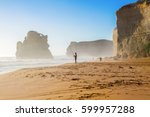Twelve Apostles Beach And Rock...