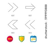 arrows icons. left  right...