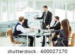 business team gives a...   Shutterstock . vector #600027170