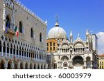 The Doge's Palace And Cathedra...