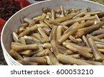 fresh snail chisel  phaxas... | Shutterstock . vector #600053210