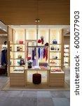 hong kong   circa november ... | Shutterstock . vector #600077903