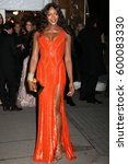 Small photo of NEW YORK - FEB 8, 2017 - Naomi Campbell attends the amfAR Gala at Cipriani Wall Street on February 8, 2017, in New York.