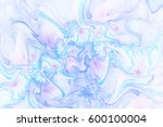 Abstract Fantasy Marble Textur...