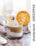 Banana Smoothies With Coconut...