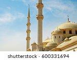 details of the mosque in...   Shutterstock . vector #600331694
