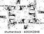 grunge black and white urban... | Shutterstock .eps vector #600342848