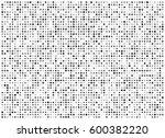 monochrome geometrical... | Shutterstock .eps vector #600382220
