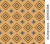 rectangle seamless pattern.... | Shutterstock .eps vector #600403388