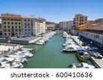 livorno  italy   june 2015 ... | Shutterstock . vector #600410636