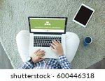 workflow planning concept | Shutterstock . vector #600446318