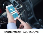 customer service concept | Shutterstock . vector #600450098