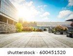large modern office building   Shutterstock . vector #600451520
