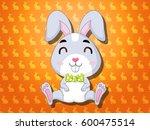 happy easter bunny rabbit...