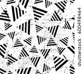 abstract seamless pattern for... | Shutterstock .eps vector #600498464
