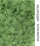 algae green heavy texture... | Shutterstock . vector #600516734
