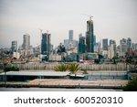 construction sites seen from...   Shutterstock . vector #600520310