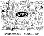 vector illustration of... | Shutterstock .eps vector #600588434