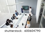 top view of international... | Shutterstock . vector #600604790