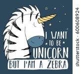 zebra illustration vector for... | Shutterstock .eps vector #600608924
