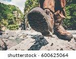 feet trekking boots hiking...