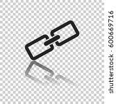 chain icon vector illustration...