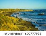 Pacific Ocean Coast California...
