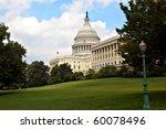 washington dc capitol building...   Shutterstock . vector #60078496