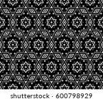 ornamental seamless pattern....   Shutterstock .eps vector #600798929